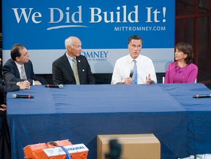 Mitt Romney's Pork Barrel Olympics | Daily Crew | Scoop.it