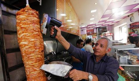 In France, Kebabs Get Wrapped Up in Identity Politics | Cultural Geography | Scoop.it