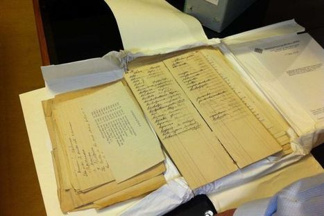 Treasure trove of Indigenous language documents unearthed at NSW State Library - ABC News (Australian Broadcasting Corporation) | Indigenous studies | Scoop.it