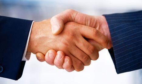 Que se passe-t-il dans la tête quand nous serrons la main? | neurosciences | Scoop.it