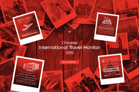 Chinese International travelers 2015   ALBERTO CORRERA - QUADRI E DIRIGENTI TURISMO IN ITALIA   Scoop.it
