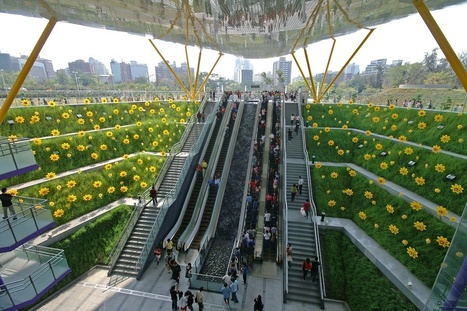 20 stations restyled for 2014 World Cup Metro São Paulo Brazil | Rail and Metro News | Scoop.it