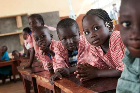 Une jeune Togolaise défend le droit des enfants - 1jour1actu   News in the French class   Scoop.it