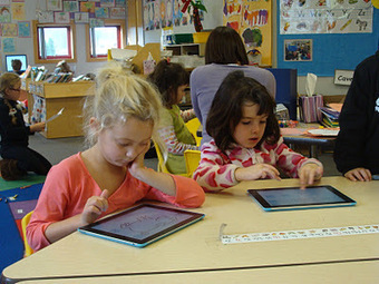 Mrs. Davison's Kindergarten: What We Are Doing With iPads! | Go Go Learning | Scoop.it