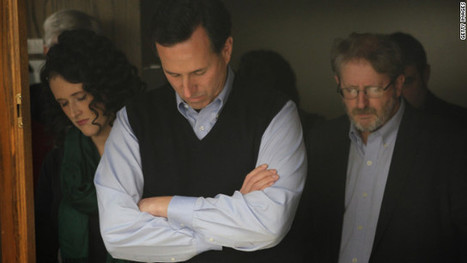 Santorum wants to impose 'Judeo-Christian Sharia' - CNN.com | Modern Atheism | Scoop.it