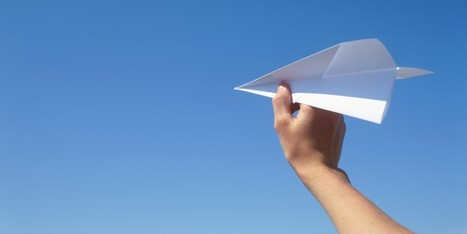 Genius Man Creates Gun That Folds And Shoots Paper Airplanes | Strange days indeed... | Scoop.it