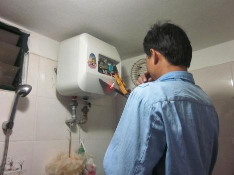 Dịch vụ sửa bình nóng lạnh tại nhà | suachuabinhnonglanhariston | Scoop.it