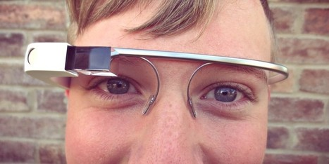 Google Glass Review and Giveaway | Technology for school | Scoop.it