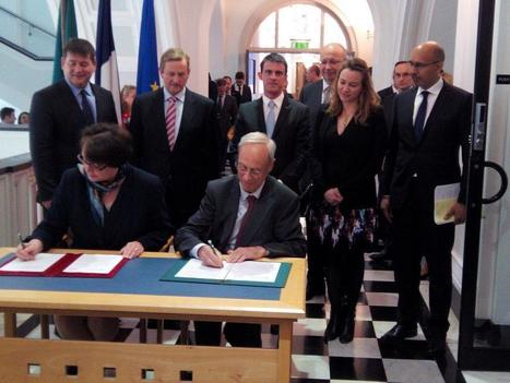 La France et l'Irlande coopèrent pour la recherche   Tourisme d'affaires   Scoop.it