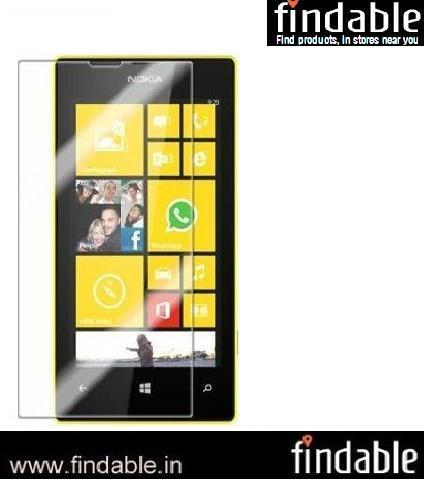 Buy Molife Matte Finish Screen Guard for Nokia Lumia 520 | Electronics and Home Decor | Scoop.it
