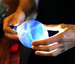 Artist lands patent with LED blown glass light - Coos Bay World | Green | Scoop.it