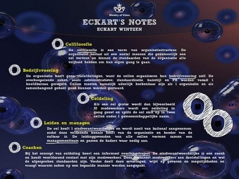 Visie op Eckart's Notes (Infographic) | Ministry of Vision | Scoop.it