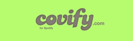 Covify :  photographier la pochette d'un album et en faire automatiquement des playlists Spotify | Time to Learn | Scoop.it
