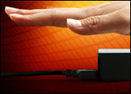 Palm Scanners Get Thumbs Up - Sci-Tech Today | Digitized Health | Scoop.it