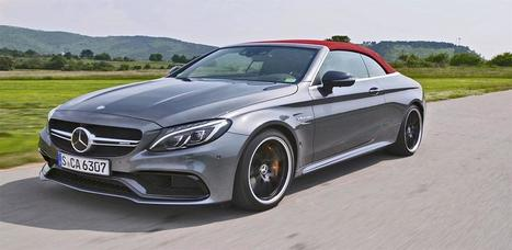 What's the All-New Mercedes-AMG C63 S Cabriolet REALLY Like? | AmisCar world of cars online | Scoop.it