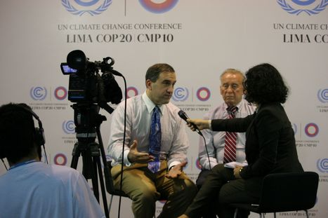 Video Coming Soon: Walt Cunningham & Marc Morano in contentious debate with UN TV Host | Climate Depot | News You Can Use - NO PINKSLIME | Scoop.it