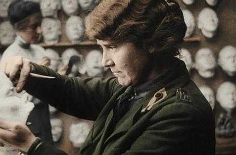 Elles étaient en guerre (France 3) : Marie Curie, Blanche Maupas et Louise Bettignies héroïnes | Nos Racines | Scoop.it