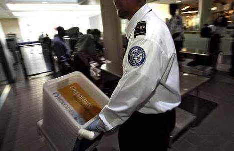 2 former, 2 current TSA workers arrested on drug trafficking, bribery charges | POLITICS BY M | Scoop.it