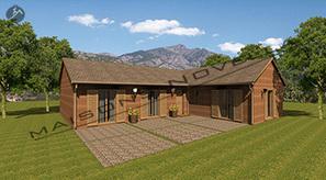 La gamme Stella | Maison bois maroc, constructeur de maisons au maroc - maison design | maison-bois-maroc | Scoop.it