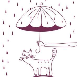 A Random Act Of Umbrella Kindness - Karen Salmansohn | Random Acts of Kindness | Scoop.it