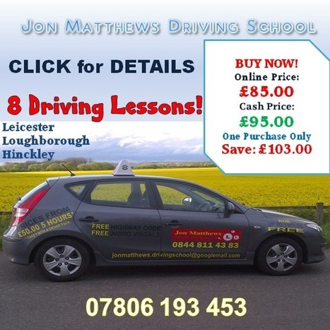 Driving Lessons   Intensive Driving Courses   5 Driving Lessons Offer   SEO   Scoop.it