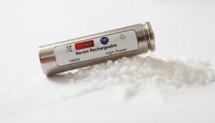 Les futures batteries au sodium se préparent   kamusa   Scoop.it