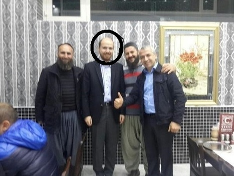 Turkey's First Son enjoys dinner with leaders of ISIS | Global politics | Scoop.it
