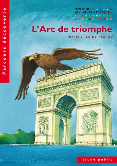 Livret enfant- Arc de Triomphe | FLE enfants | Scoop.it