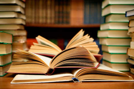 Vous aimez lire ? Google gagne le droit de numériser légalement des livres pour le Web | BlogNT | bibliothèque | Scoop.it