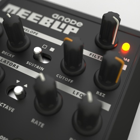 MeeBlip anode | Experimental music software and hardware | Scoop.it