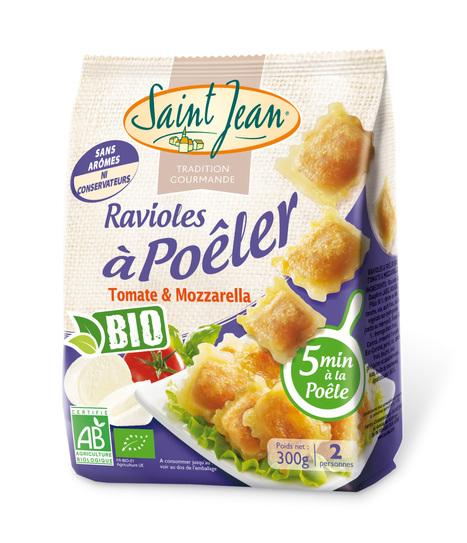 Ravioles Saint Jean tomates & mozzarella, « Meilleur Produit Bio 2013 » « Vins et gastronomie dans la Drôme | Hôtellerie -restauration | Scoop.it