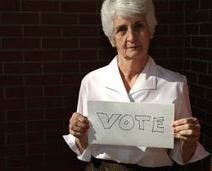 Many elderly rely on others to vote | Penn Current | Senior Care News | Scoop.it