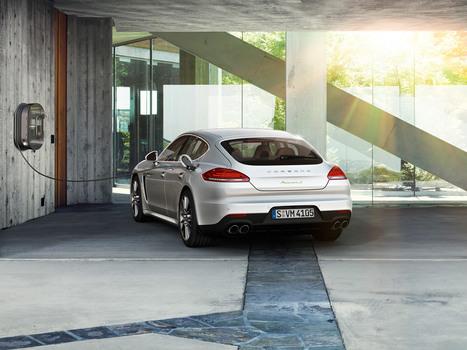 La nouvelle Porsche Panamera. - Le pouvoir des contradictions. | Vroum Vrouumm | Scoop.it