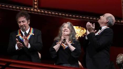 Martha Argerich fue premiada por el Kennedy Center   Educación y Biblioteca con TIC´s   Scoop.it