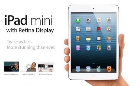 Ipad Mini Retina Eye: A Wonderful Device - TechyWhack   A Technology Blog   Scoop.it