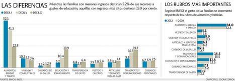 ¿En qué gastan más los mexicanos? | Aprendiendo a usar Scoop It | Scoop.it