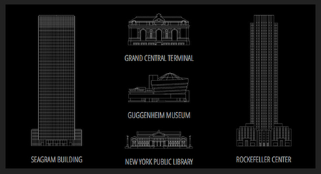 Listen to New York's Buildings | DESARTSONNANTS - CRÉATION SONORE ET ENVIRONNEMENT - ENVIRONMENTAL SOUND ART - PAYSAGES ET ECOLOGIE SONORE | Scoop.it