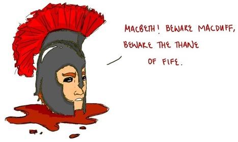 C Block '14: Macbeth Comments, Questions and Responses | RCHK Macbeth | Scoop.it