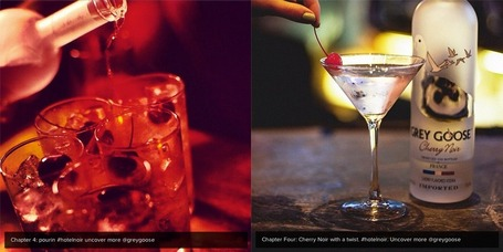 Instagram and Pinterest for Storytelling: Grey Goose's Social-Mobile Campaign | Transmedia: Storytelling for the Digital Age | Scoop.it