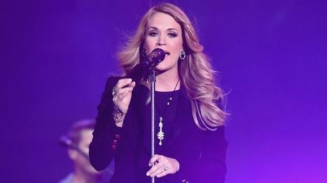Carrie Underwood to Make First Post-Baby TV Performance on CMT Awards | Country Music Today | Scoop.it