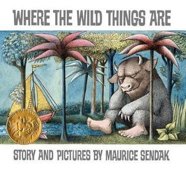 """An entire unit of work based on """"Where the Wild things Are"""" 