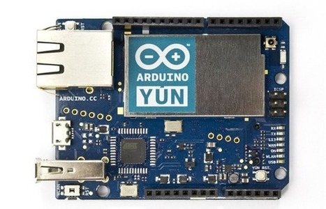 Learn About the Arduino Yún   Raspberry Pi   Scoop.it