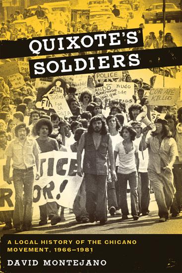 Quixote's Soldiers - University of Texas Press | Brown Berets | Scoop.it
