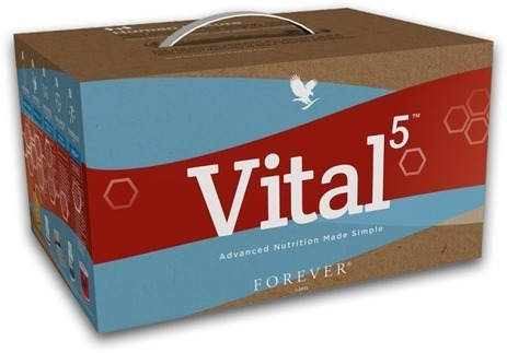 Vital5 – Core Nutrition for Peak Performance | Forever Living Aloe Vera Products In Pakistan | Scoop.it