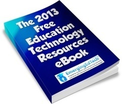 BOOKS: The 2013 Free Resources eBook & Other Recommended Ed Tech Books | Emerging Education Technology | Creare ebook | Scoop.it