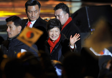 Park Geun-hye Is Elected South Korea's First Female President | A Voice of Our Own | Scoop.it
