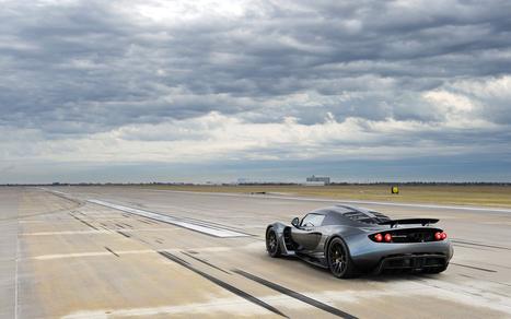 Hennessey Venom GT breaks world speed record | Cars | Scoop.it