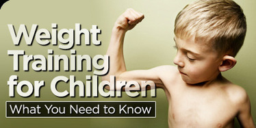 Bodybuilding.com - Weight Training For Children: What You Need To Know! Specific demands for children | Sports Medicine | Scoop.it