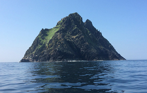 "My day on Skellig Michael, the ""Star Wars"" mysterious island (PHOTOS) 