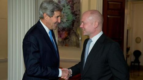 US-Iran rapprochement starts to reshape Middle East power balance - Irish Times   Future action   Scoop.it